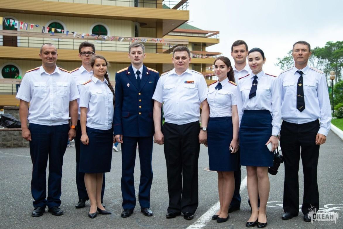 «Океан» поздравляет с днём образования Следственного комитета России