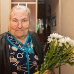 Поздравление ветеранов Великой Отечественной войны, проживающих по улице Артековской
