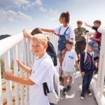 Визит участников первого форума молодых семей Приморского края «Сами»