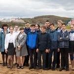 Визит курсантов кадетского класса гимназии №2 (г. Владивосток)