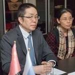 Визит генерального консула Китая Янь Вэньбиня