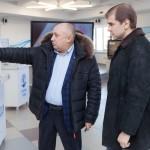 Визит начальника управления президента РФ по общественным проектам Сергея Новикова