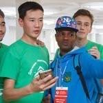 Приезд участников XIX Всемирного фестиваля молодёжи и студентов в ВДЦ «Океан»