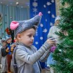 Новогодние утренники в детском саду ВДЦ «Океан»