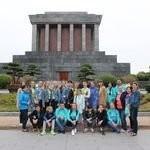 Поездка делегации ВДЦ «Океан» во Вьетнам