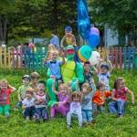 День именинника в детском саду ВДЦ «Океан»