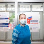 Участие в голосовании по поправкам в Конституцию РФ