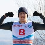 Участие в чемпионате города Партизанска по скайраннингу