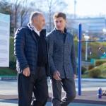 Визит губернатора Приморского края Олега Кожемяко