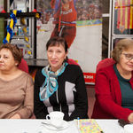 Встреча сотрудников, проработавших более 30 лет во Всероссийском детском центре «Океан», с директором Андреем Базилевским