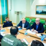 Рабочее совещание со Следственным комитетом РФ