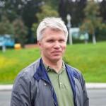 Визит министра спорта РФ Павла Колобкова