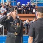 Всероссийский слёт моряков «Юнга», Всероссийский слёт кадетских корпусов и классов, «Юные спасатели», «Юнармейские маршруты», «В центре событий», «Океанский Олимп»