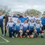 Товарищеская игра футбольной команды ВДЦ «Океан» с клубом «Дилмас»